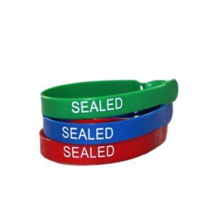 plastic truck seals
