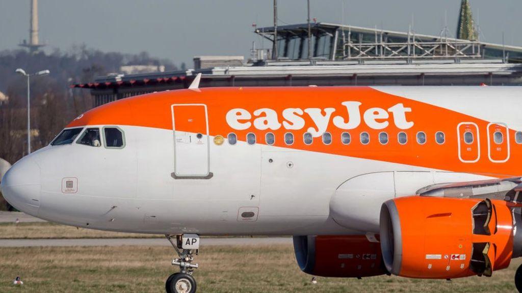 airline security seals for easyjet cabin door
